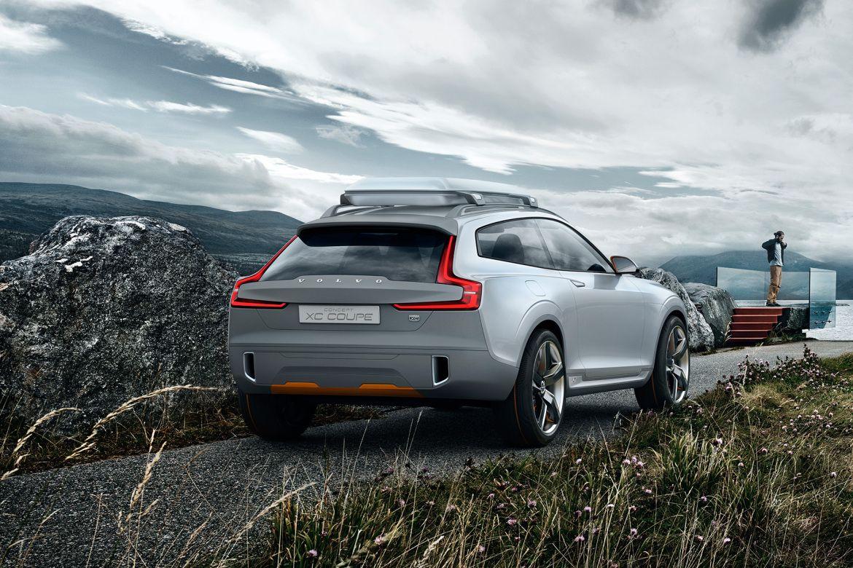 Thomas Ingenlath Introduces The Volvo Concept Xc Best Car
