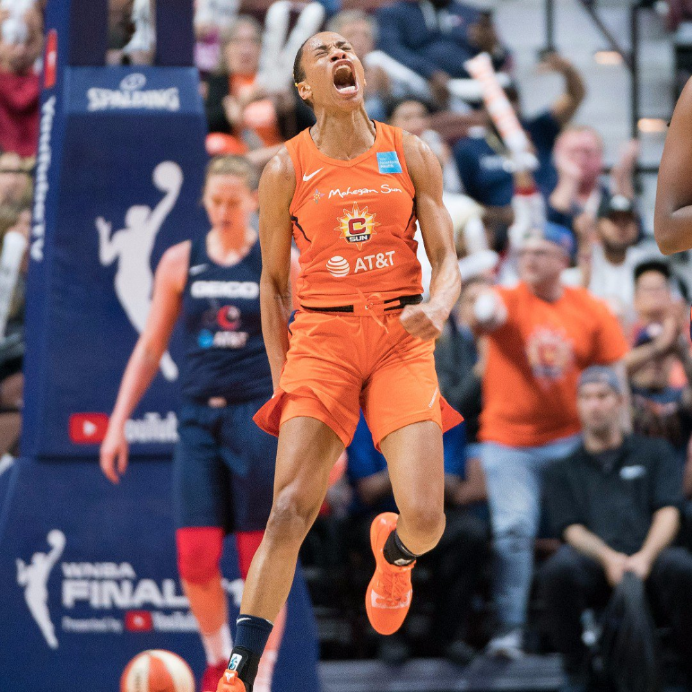 Pin di Women's Basketball Daily su WNBA 2019