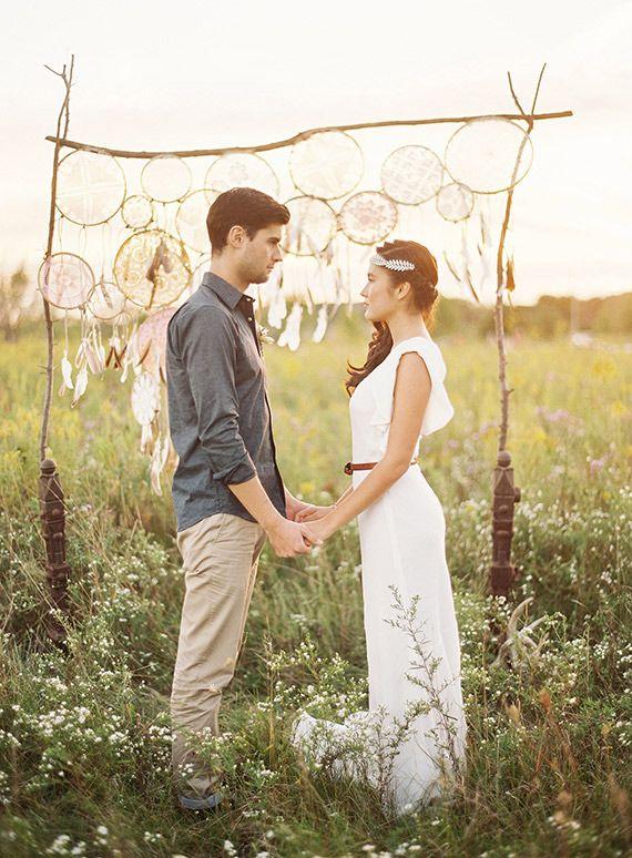 Hochzeit auf der Ranch