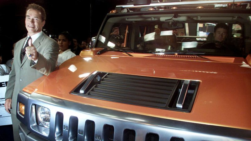 Hummer Ev Could Be Part Of Gm S Plans To Build Electric Trucks And Suvs Electric Truck Hummer Sport Utility Vehicle