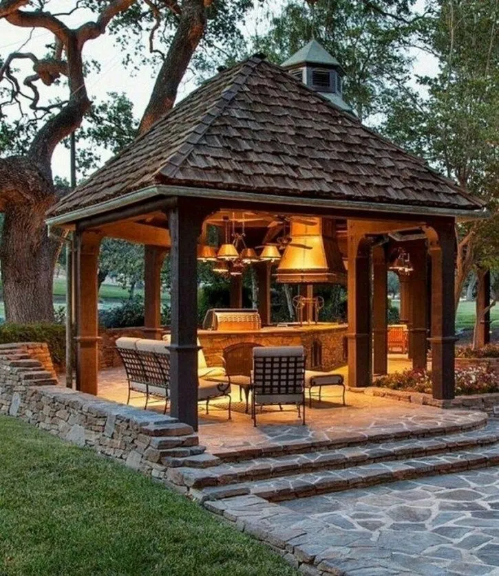 30 Choose The Best Outdoor Patio Furniture For Dream Houses