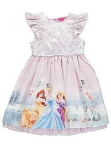 Girls Character Dresses: Disney Princess Party Dress