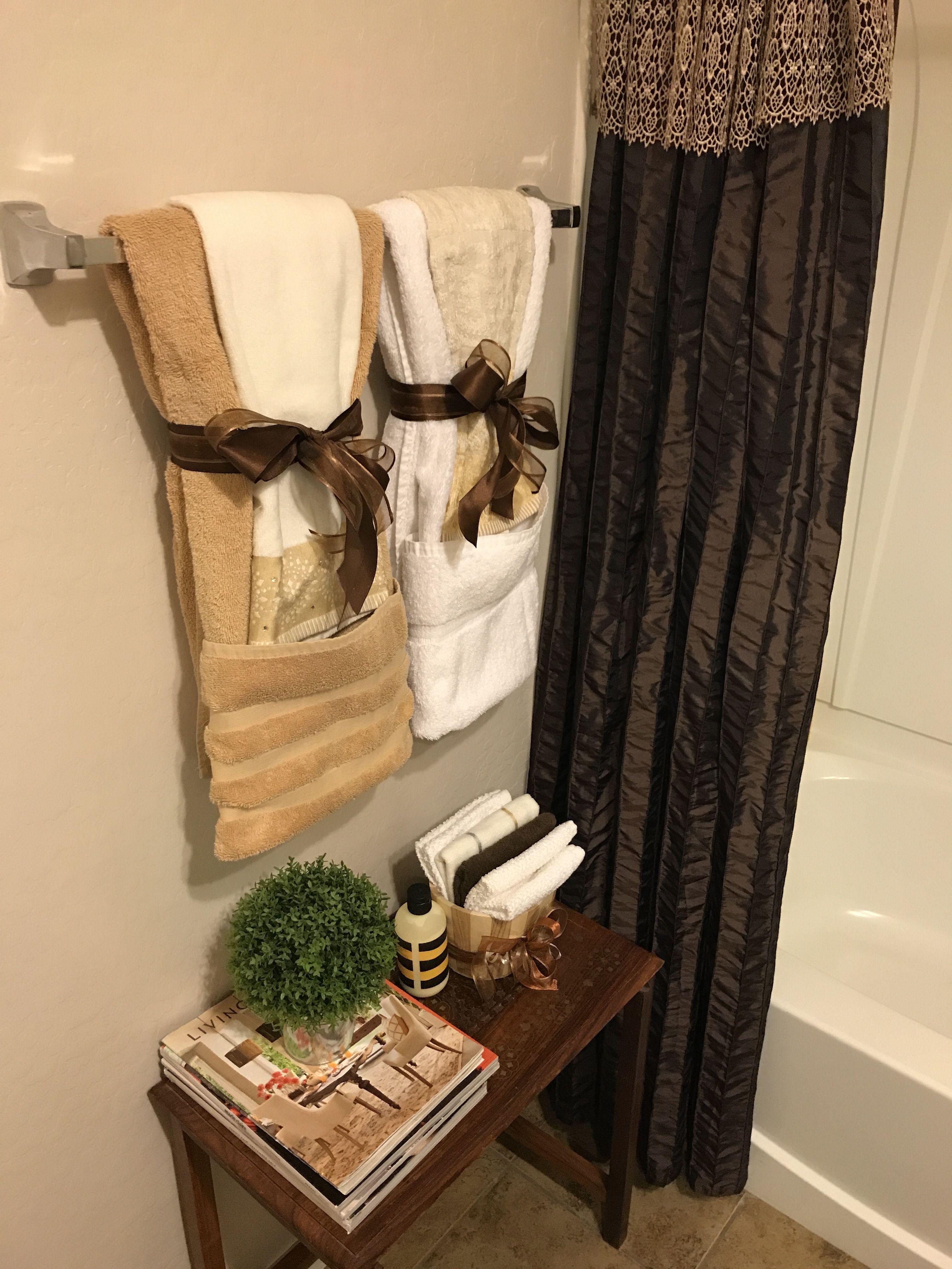 Pin by judy bautista on Bathroom   Bathroom towels ...