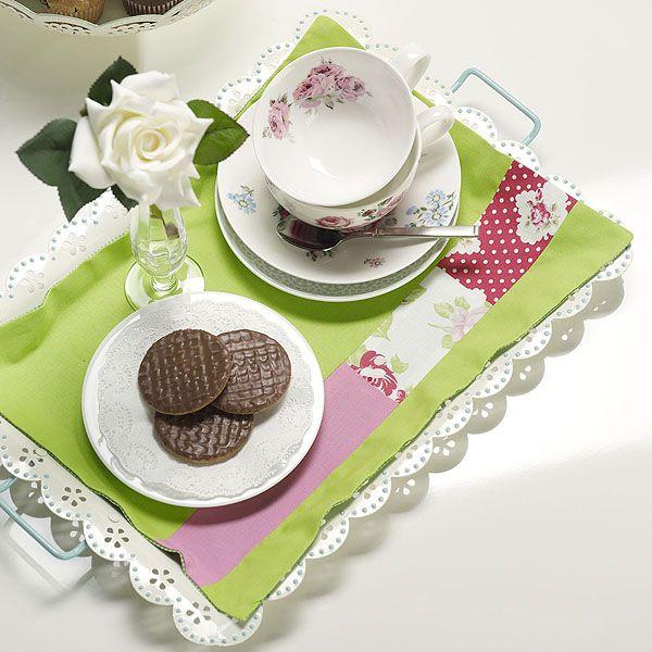Tea tray mat | Hobbycraft