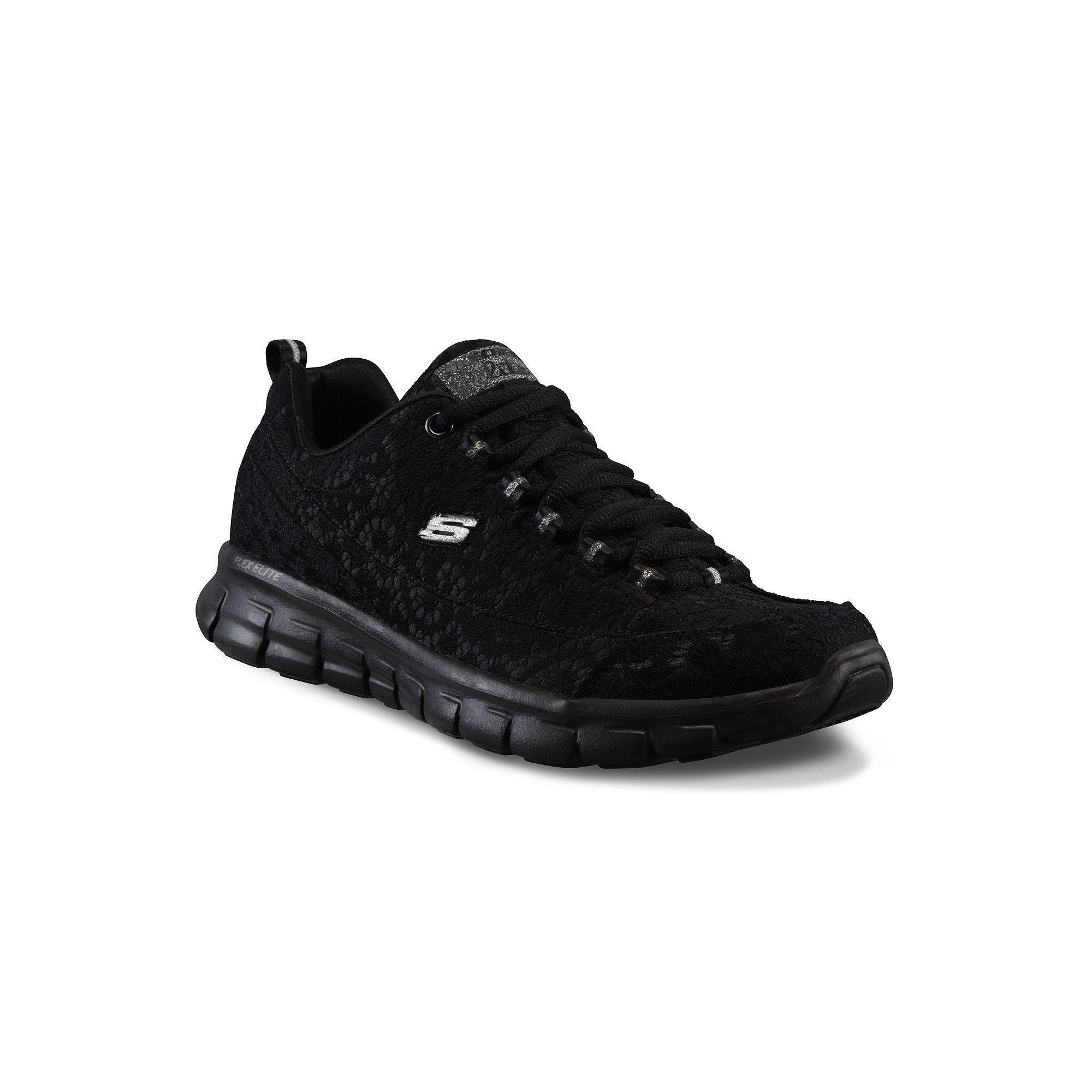 Nike Chaussures Des Femmes Richelieus En Noir Et Blanc la sortie mieux 100% garanti 1b88kXlEL