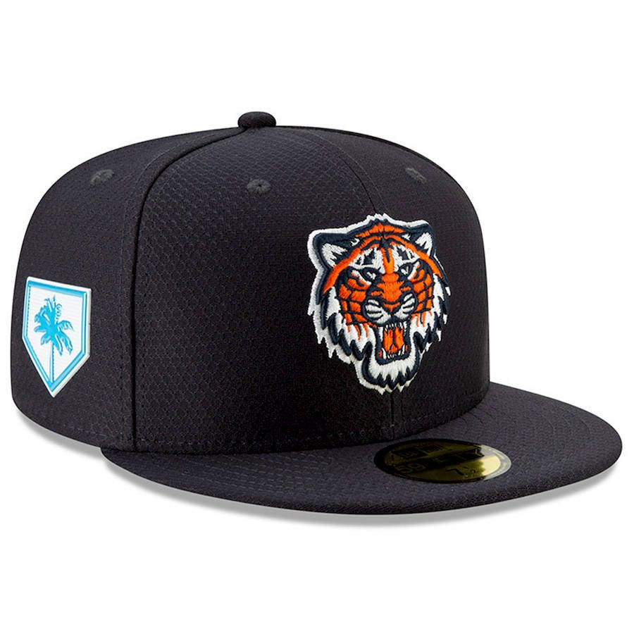 new products 39a44 2de0c Men s Detroit Tigers New Era Navy Alternate 2019 Spring Training 59FIFTY  Fitted Hat, Your Price   39.99