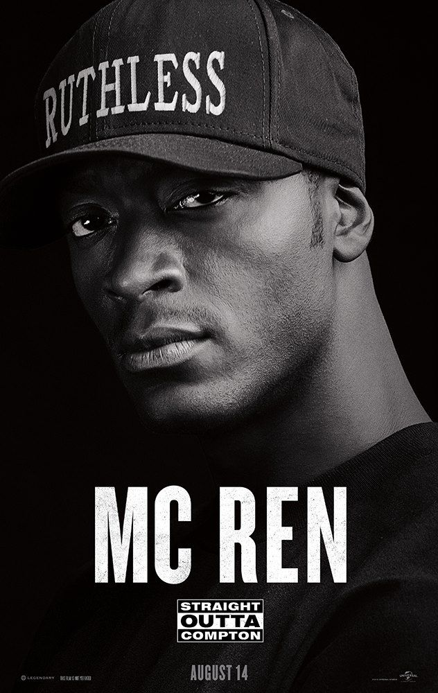 aldis hodge aka mc ren from straight outta compton beauty is