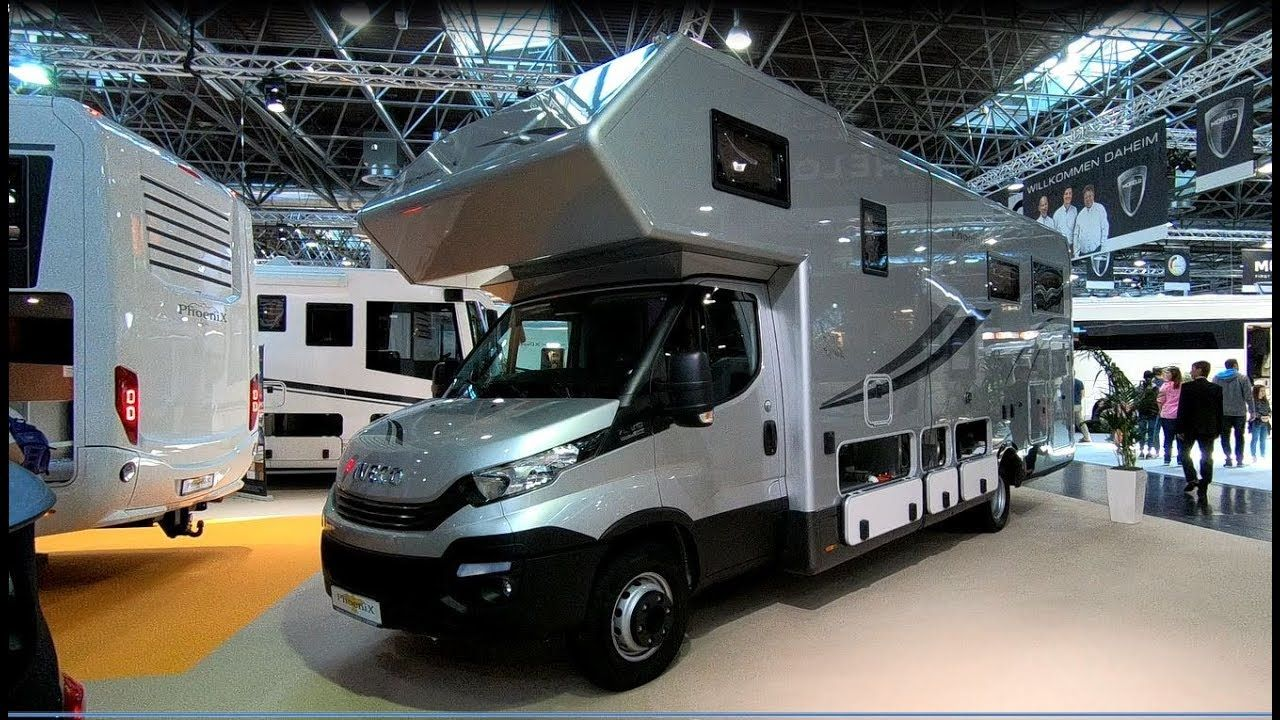Phoenix Maxi Alkoven 8300 Bmrslx Motorhome Iveco Daily Rv Camper