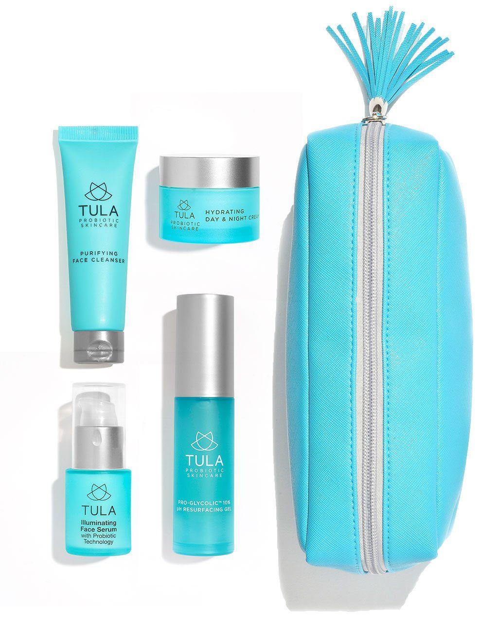 Discovery Kit Skin Care Tula Skincare Skin Essentials