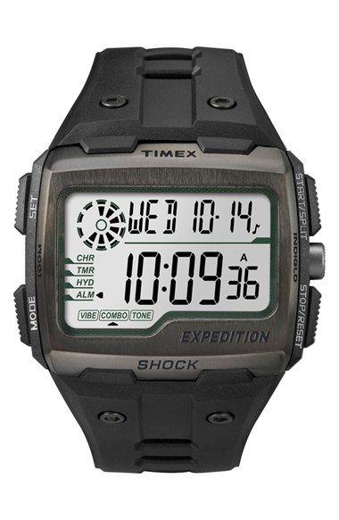 1e2e694198cb Timex® Resin Digital Watch