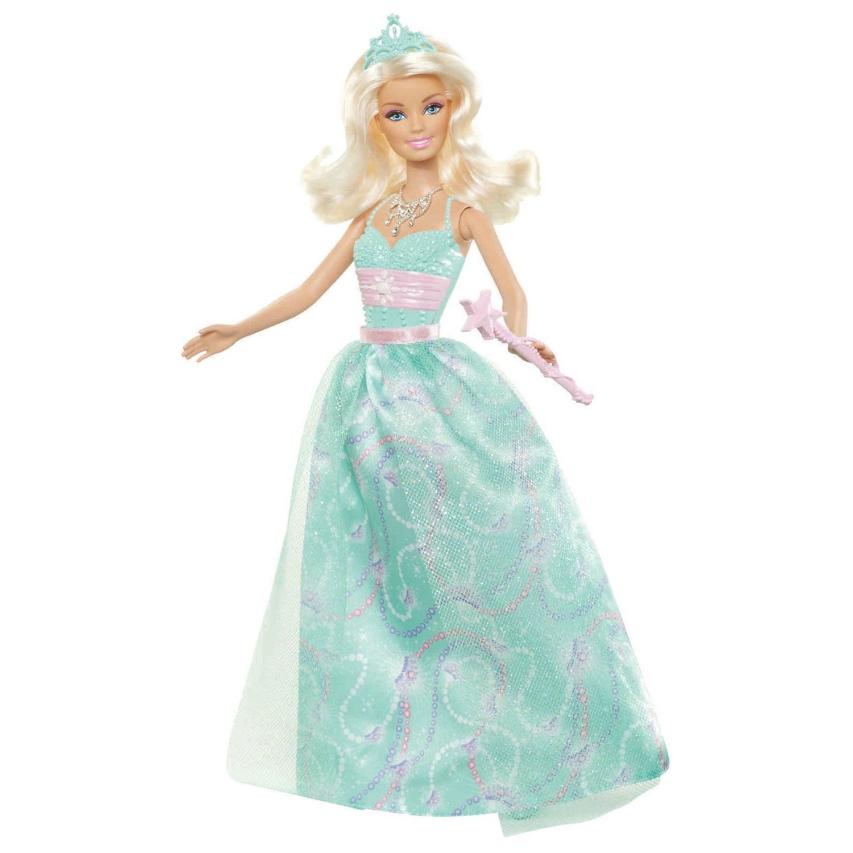 Barbie Life in the Dreamhouse: Barbie Surtido de princesas | Barbie ...