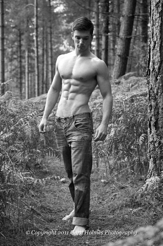 Nude men outdoor photos gay first