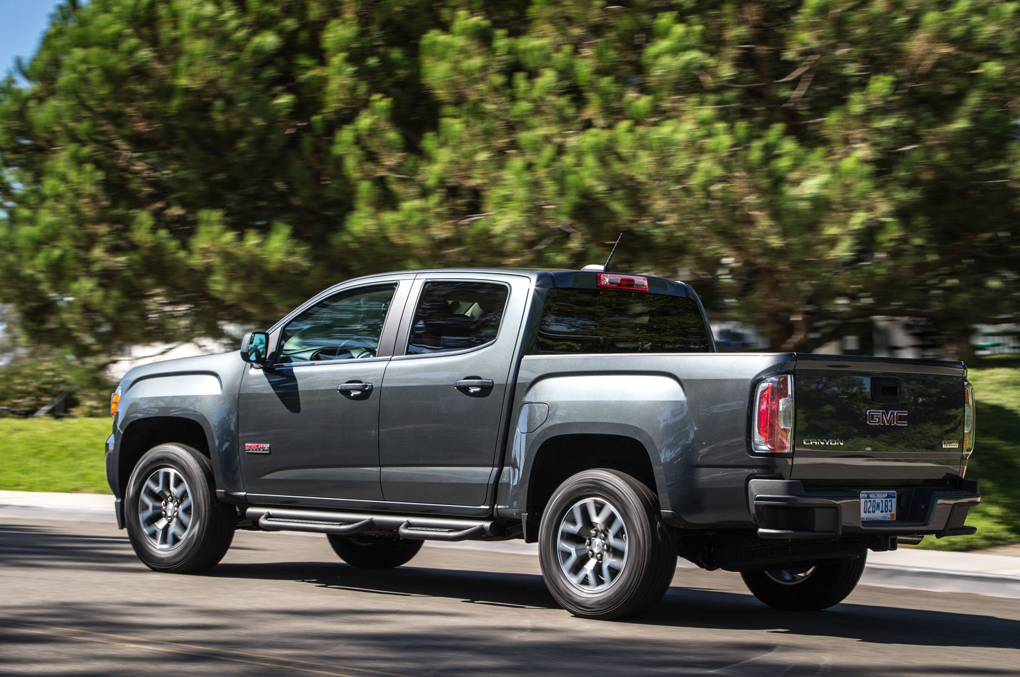 2015 Gmc Canyon All Terrain Lifted Gmc Canyon Gmc Canyon All Terrain Gmc