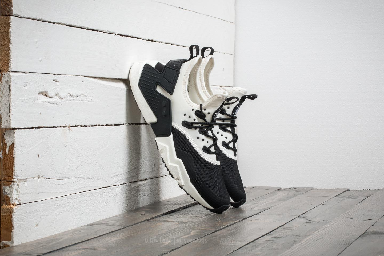 Nike Air Huarache Drift Black  Sail-White at a great price  160 buy at  Footshop 2c6aa4532