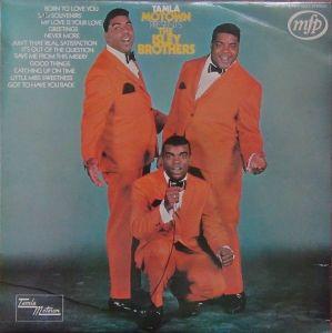 The Isley Brothers- Tamla Motown Presents MFP 50014 Stereo