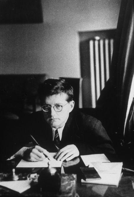 Dmitry Shostakovich, 1906-1975
