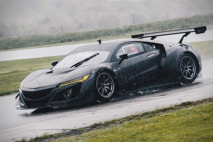 2017 Acura NSX GT3 Release date, Price