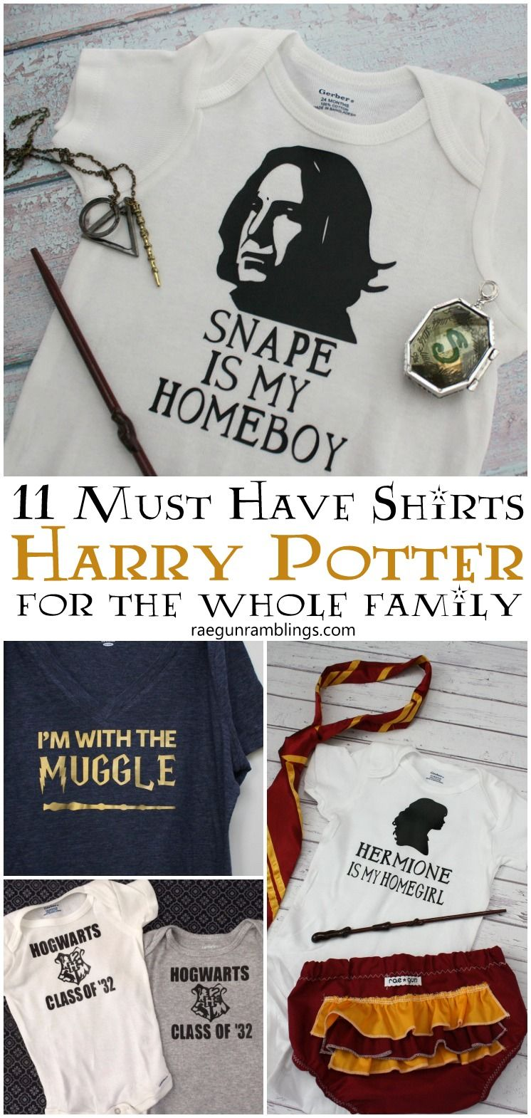 11 Must Have Harry Potter Shirts Baby Shirts Harry