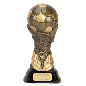 Football Trophies Defender Football Cup Trophy 3 sizes FREE Engraving