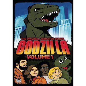Godzilla And Godzuki Cartoon Late 1970s I Think With Images