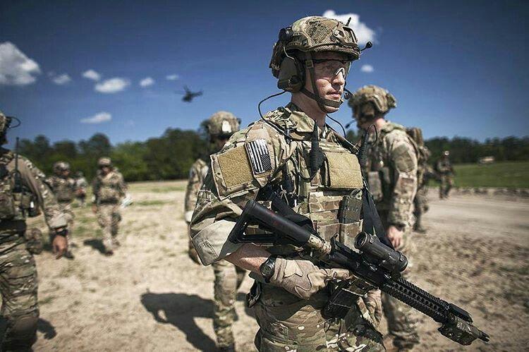 75th Ranger Regiment | Load out ideas | 75th ranger ...  75th Ranger Reg...
