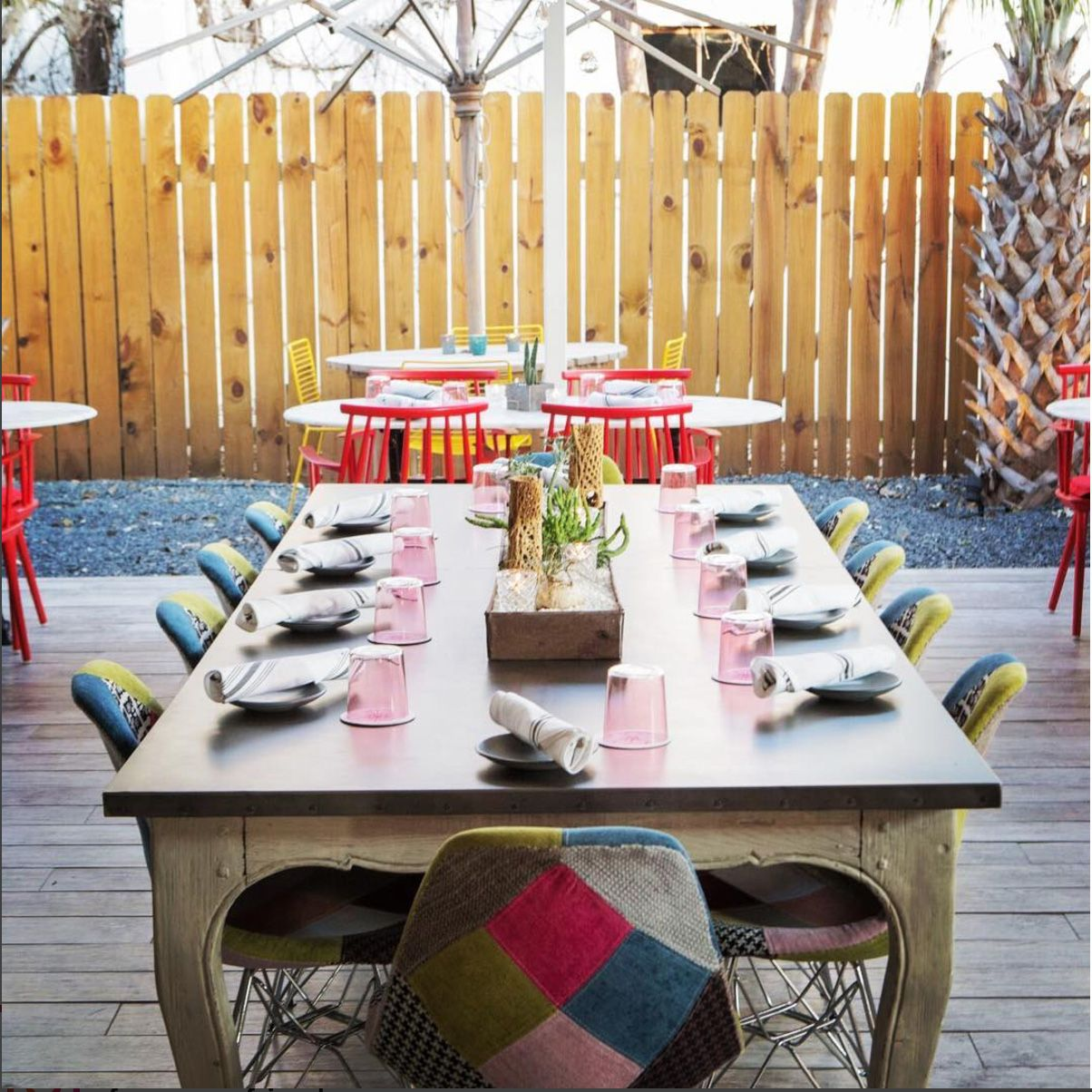 Sunday brunch buffet with patio vibe? Come enjoy Grizzelda