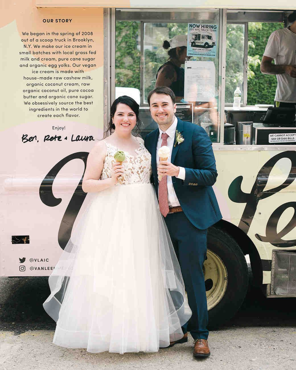 Wedding dress cups  One Coupleus Lush Modern Afternoon Wedding in Brooklyn  Ball Gown