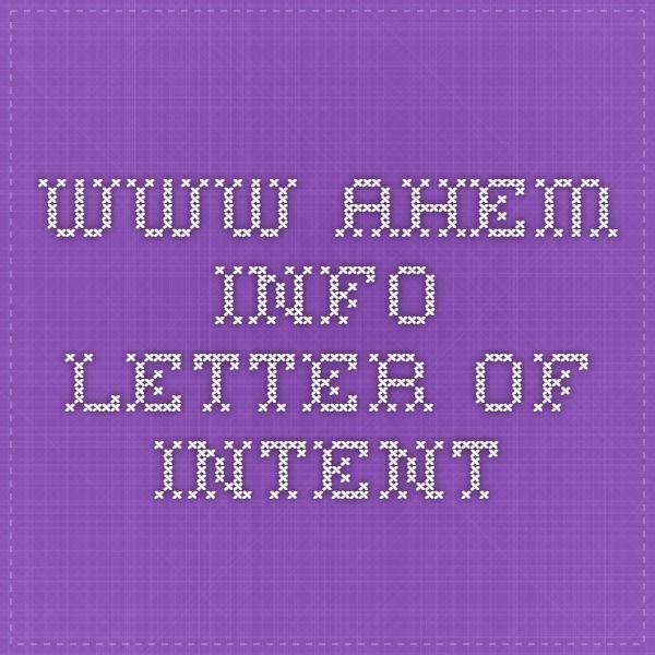 wwwaheminfo Letter Of Intent Homeschooling Pinterest