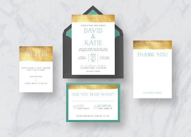 Wedding Invitation Suite Mockup Buick Pinterest Wedding