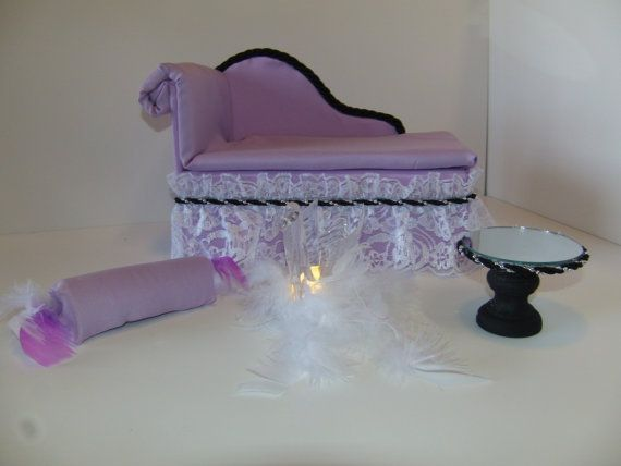 Furniture for Ever After High Dolls Handmade by monsternitezzzz