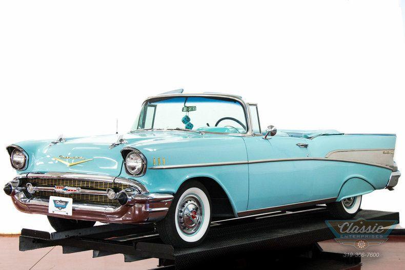 1957 Chevrolet Bel Air Convertible 1957 Chevrolet Chevy