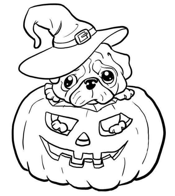 Pin de ~~ Halloween ~~ en Coloring Pages   Pinterest   Punto de cruz ...