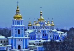 St. Michael church Kiev - Ukraine