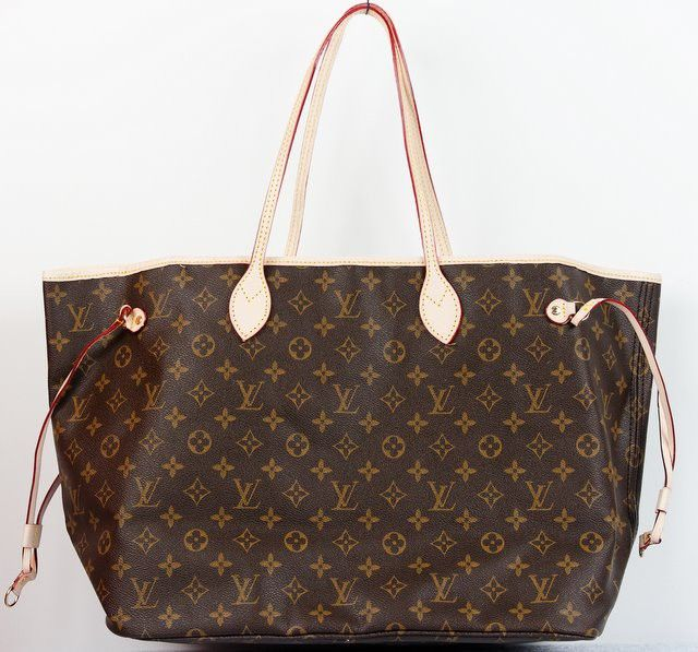 Сумка Louis Vuitton LV neverfull monogram