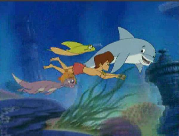 فليبر ولوباكا Cartoon Disney World Anime
