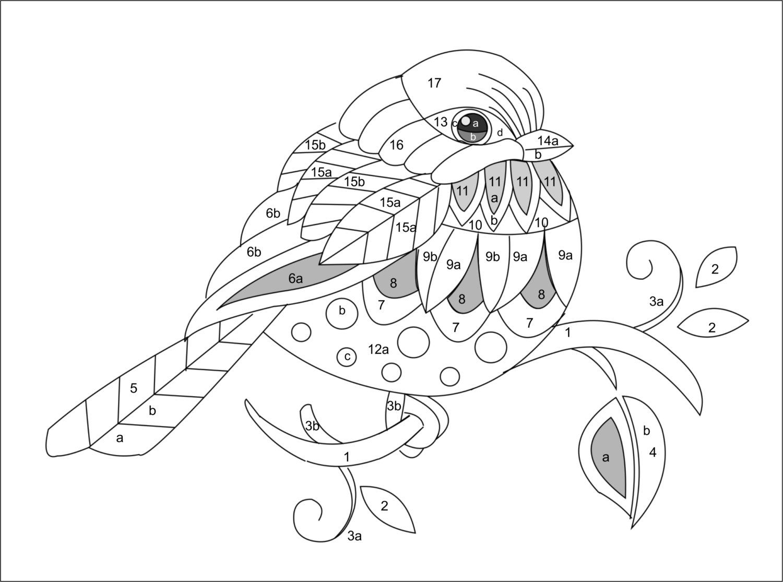 Embroidery Pattern From Trish Burr. jwt   Bordado   Pinterest ...