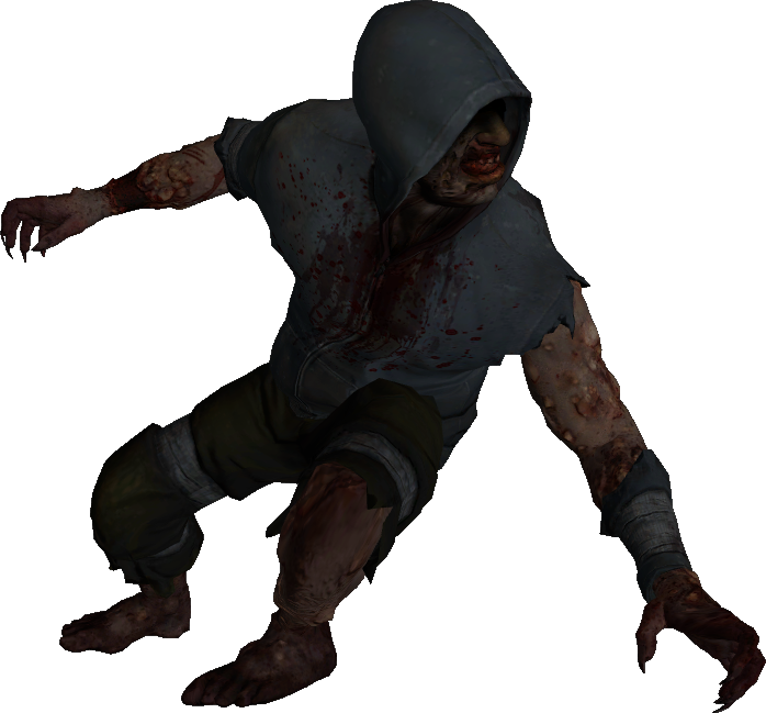 The Hunter Left 4 Dead Dead Zombie Dead