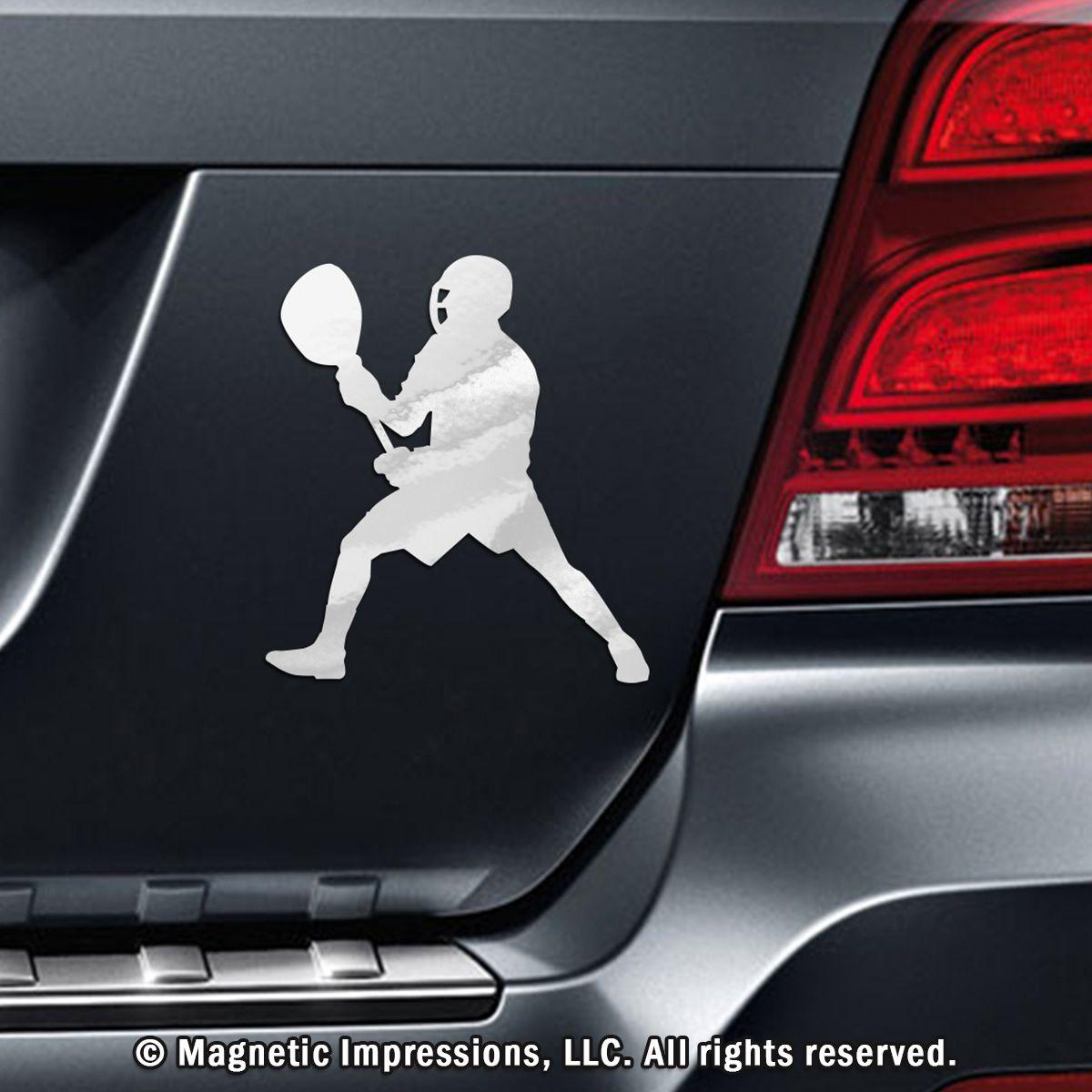Lacrosse Goalie Male Car Magnet Lacrosse Goalie Lacrosse Goalie [ 1200 x 1200 Pixel ]