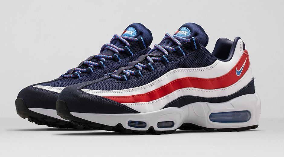 BMF Style: Nike Air Max 95 City 'London' | Hardwood