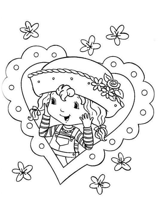 valentinstag 6   ausmalbilder, valentinstag kinder