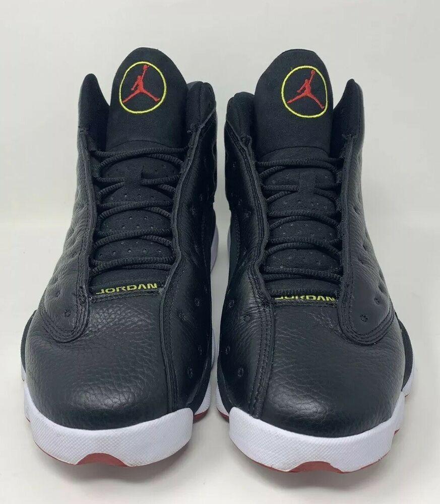 "26ccd9fed915d2 2011 Retro Air Jordan 13 XIII ""Playoff"
