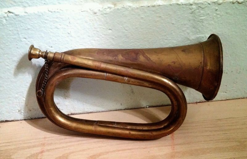 how to clean old brass instruments