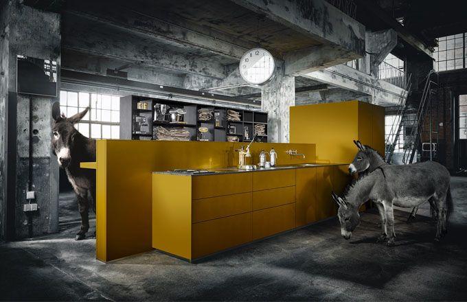 Snížení soklu, geometrický design, neobvyklá barva a oslíci: nový motiv reklamní kampaně next125