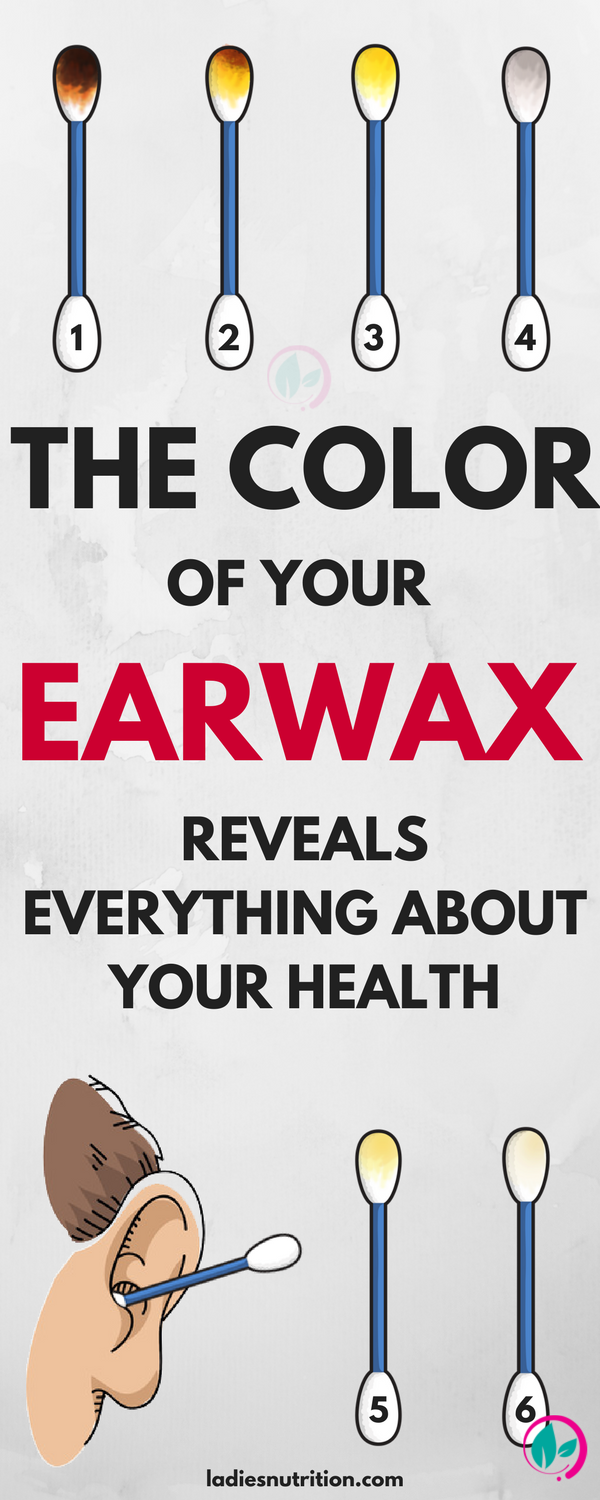 Earwax Has An Important Protective Function And Can Also Serve As Indication Of Your Health