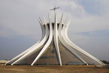 Sir Frederick Gibberd Architect The Metropolitan Cathedral of Liverpool  England 1960 – 1967