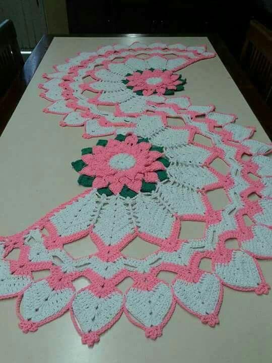Pin von Maria Lucivani Amorim auf viciada em crochet | Pinterest ...