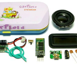 DIY Bluetooth Speaker | Diy bluetooth speaker, Bluetooth speakers ...