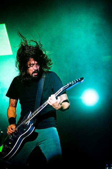 you're the one that started it all. generator. foo fighters.