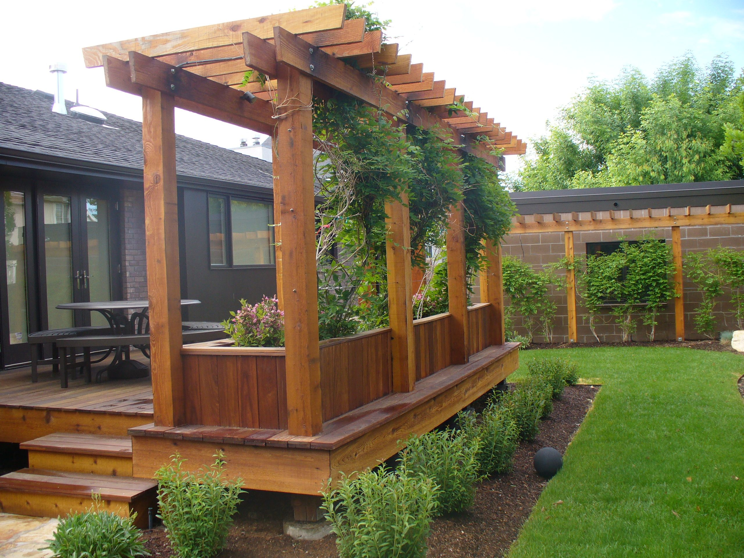Utah landscaping by Land Design by Armstrong