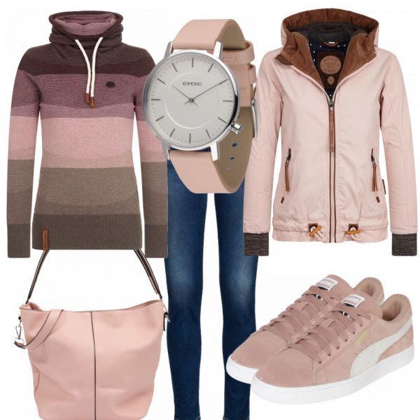 8c245cec5f7292 Easygoing Damen Outfit - Komplettes Winter-Outfit günstig kaufen |  FrauenOutfits.de